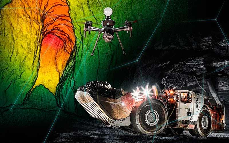 Autonomía de mapeo con Dron