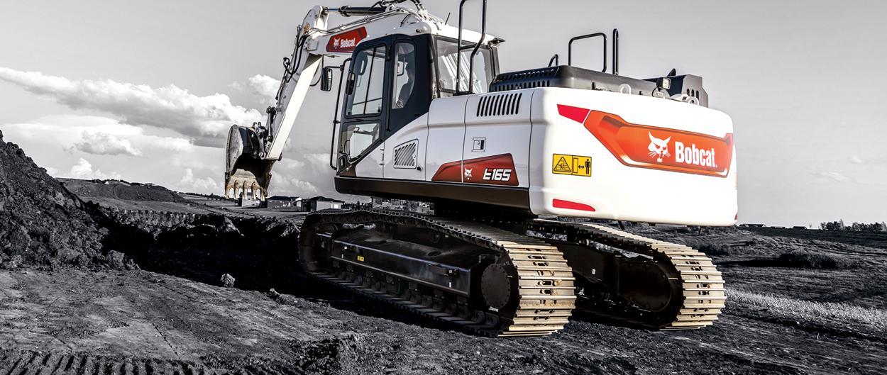 Bobcat E165