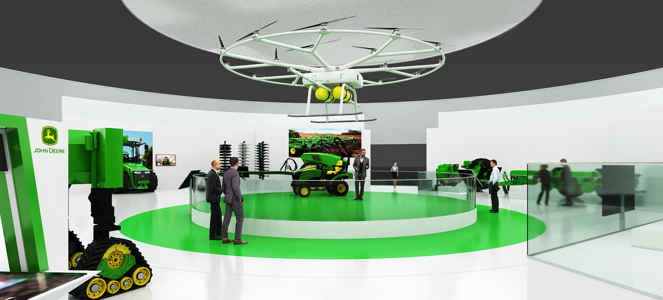 John Deere Smart Industrial