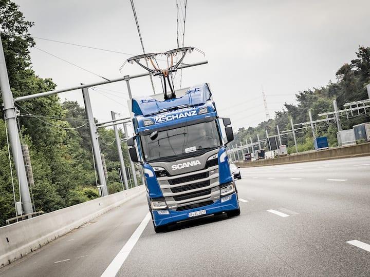 Camiones Híbridos Scania