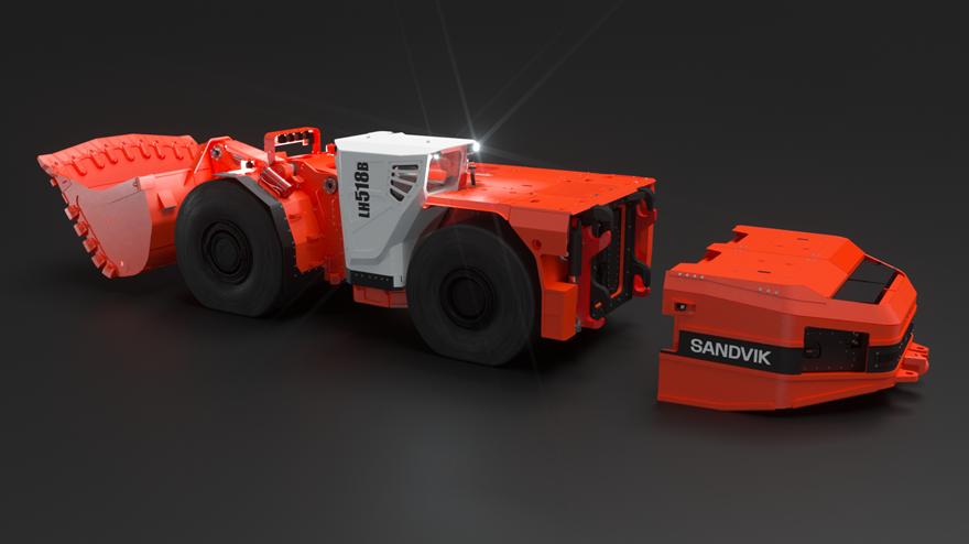 Sandvik LH518B