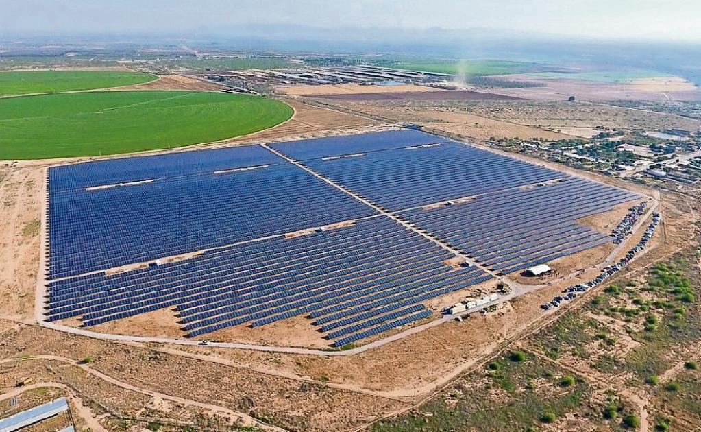 Parque Solar Rengen Energy