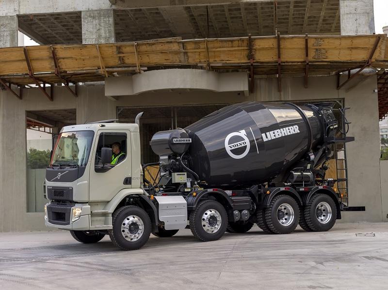 Volvo-Liebherr