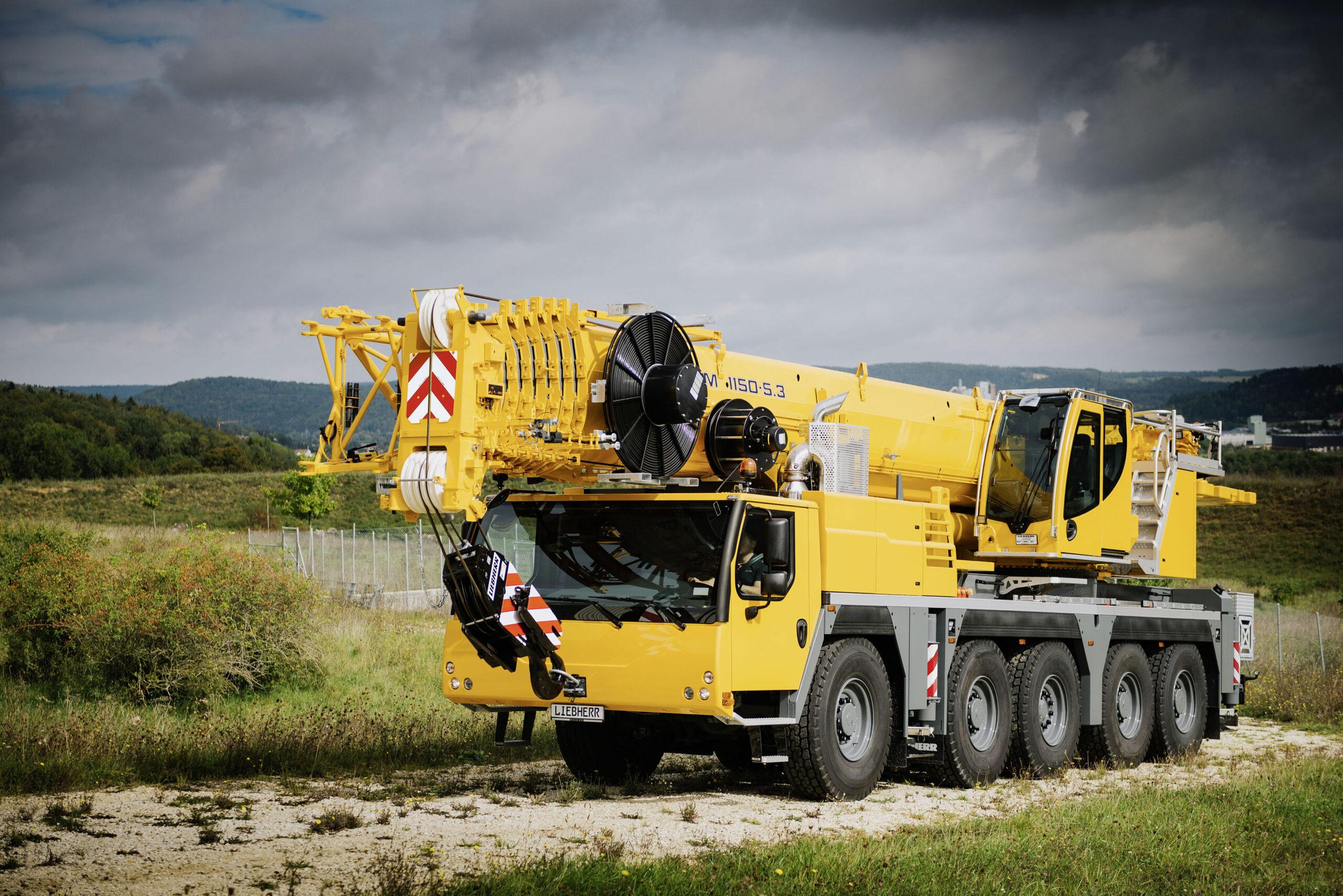 Liebherr LTM 1150-5.3