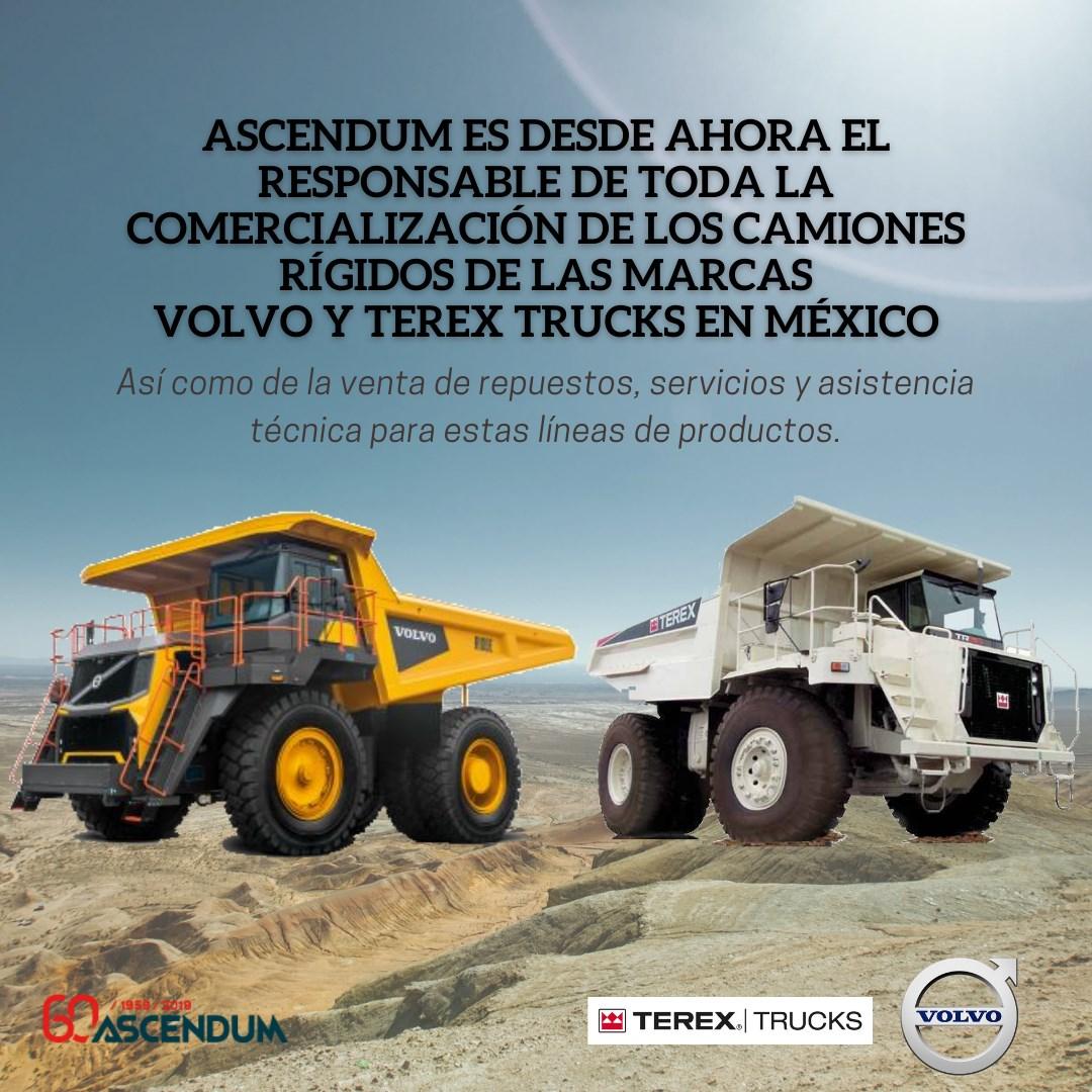 Ascendum Volvo Terex