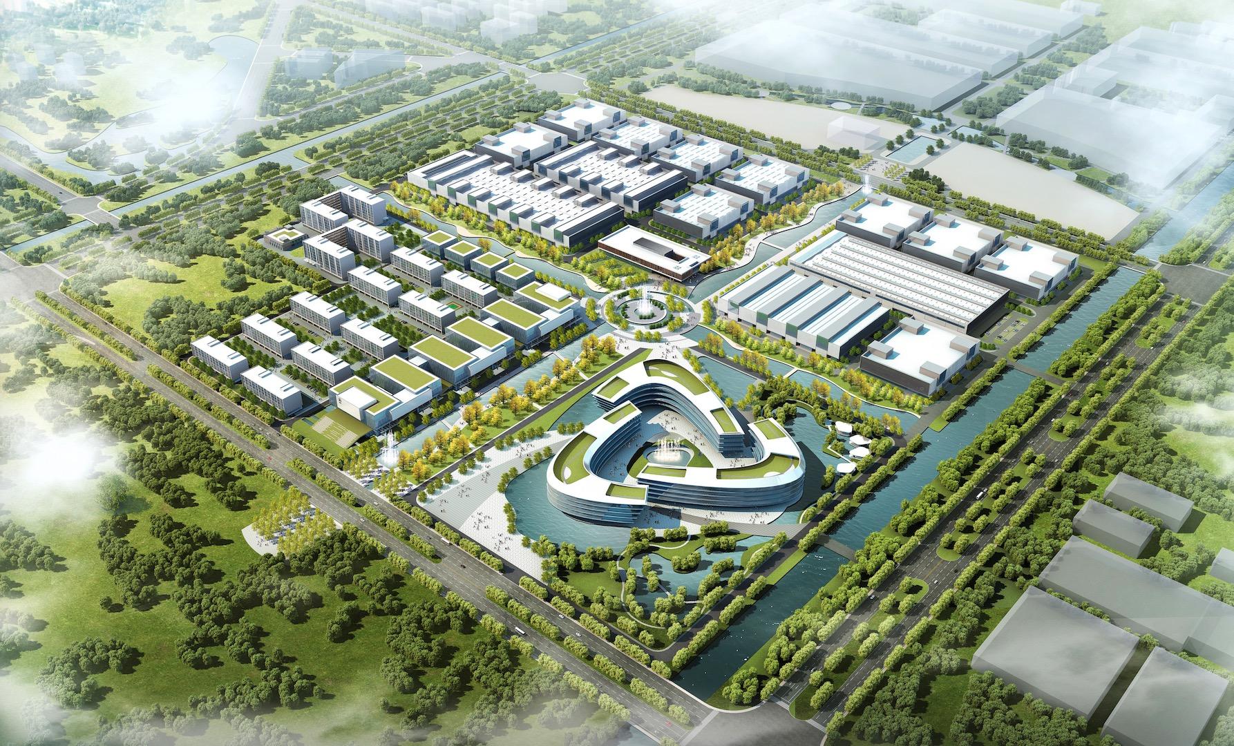 SANY Centro de Investigación y Desarrollo