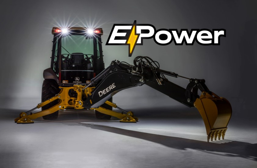 John Deere E-Power