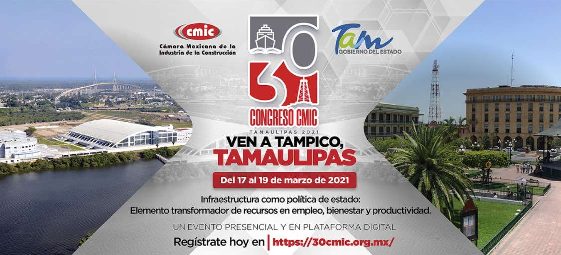 30° CONGRESO MEXICANO DE LA INDUSTRIA DE LA CONSTRUCCIÓN