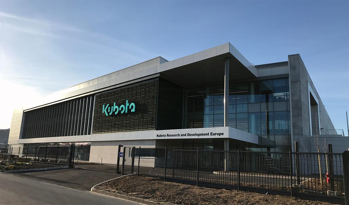 Centro de Invesigación y Desarrollo Europa Kubota - RevSobreOru