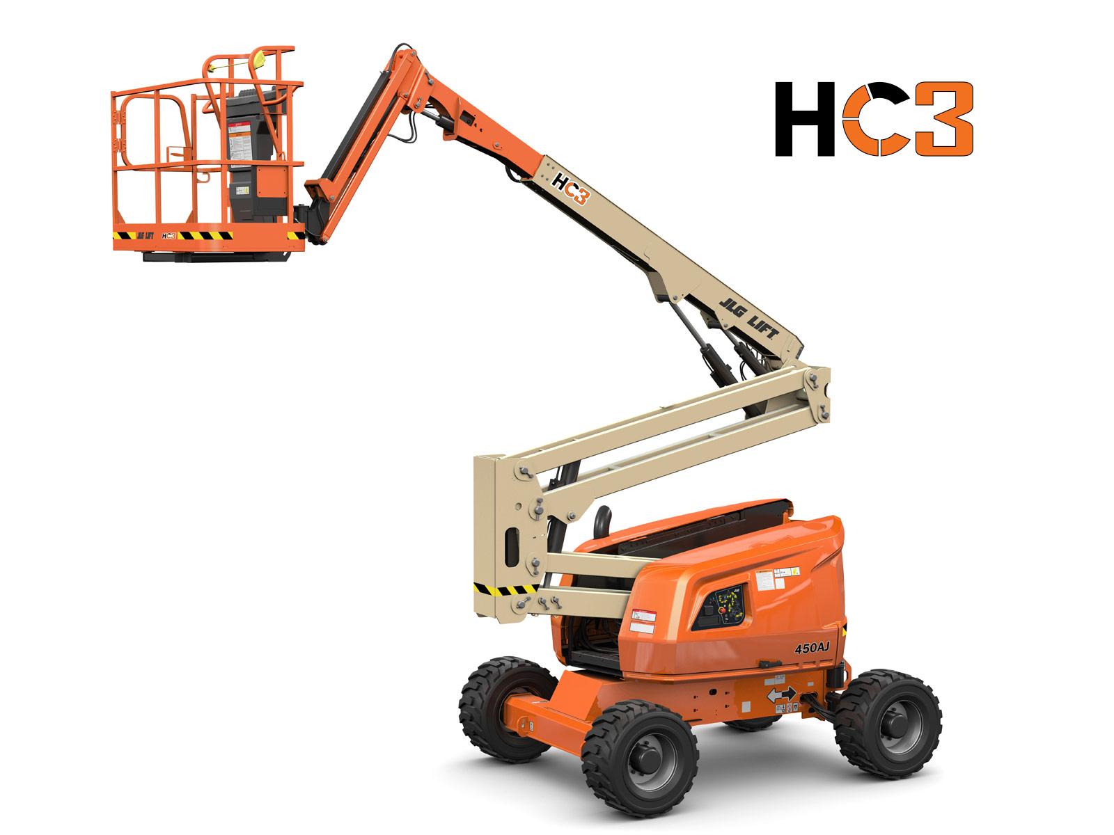 JLG 450AJ HC3 - RevSobreOru